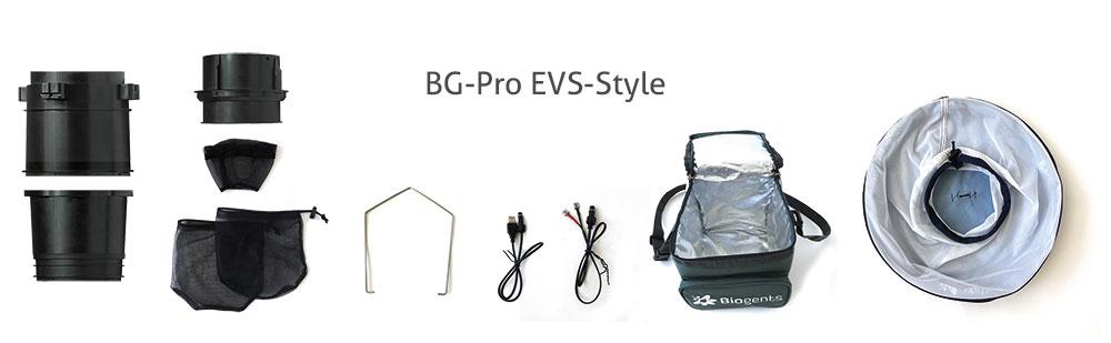 BG-Pro EVS-Style content