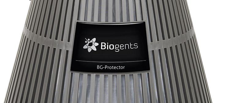 BG-Protector: area for custom branding