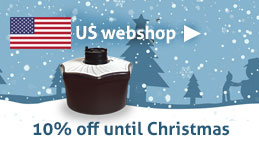 Biogents US Webshop, 10% Christmas Special