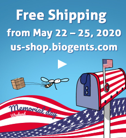 Biogents US webshop for mosquito traps
