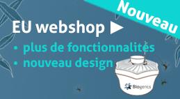 Nouveau webshop EU