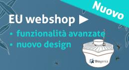 Nuovo webshop EU