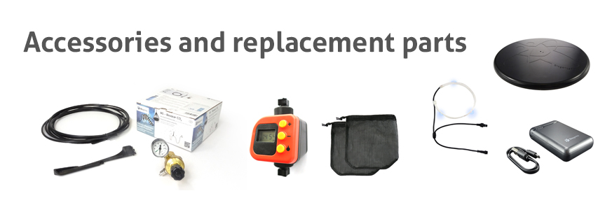 Accessories and replacement parts for Biogents traps