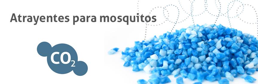 Atrayentes para mosquitos
