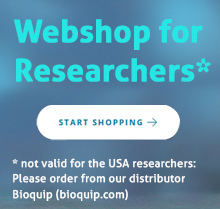 Biogents' webshop for researchers