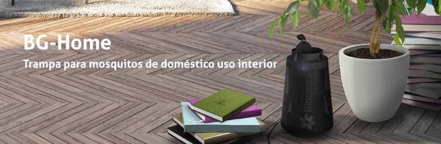 Trampa BG-Home para mosquitos de uso doméstico interior