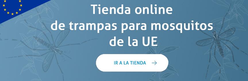 Tienda online de trampas para mosquitos de la UE