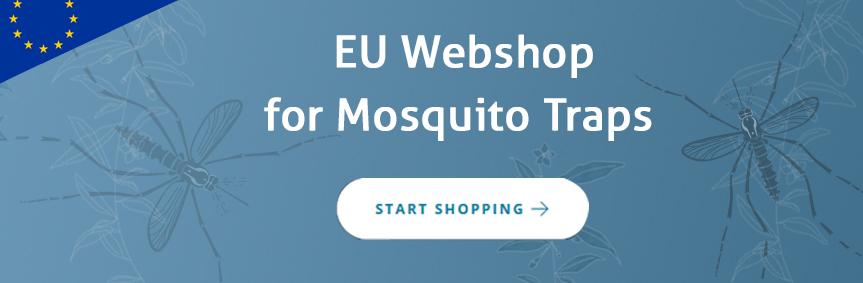EU webshop for mosquito traps