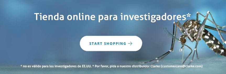Tienda online para investigadores
